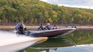 Triton 21 TRX Patriot Fiberglass Bass Boat