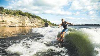 Josh Kerr - Professional Surfer, Team Tige Boats Wakesurfer 2019