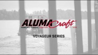 Alumacraft 2018 Voyageur Series