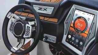 2019 Boat Features: Tige CLEAR User Experience - Touch Screen and Smart Wheel