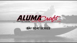 Alumacraft 2018 Bay Boat Series