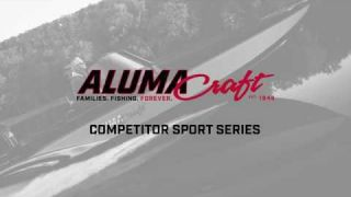 Alumacraft 2018 Competitor Sport Series