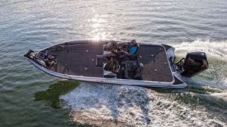 Triton 20 TRX Fiberglass Bass Boat