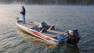 Triton 21 TRXS Fiberglass Bass Boat
