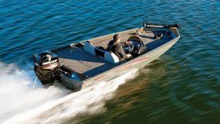 Triton 17 C TX Aluminum Crappie Boat